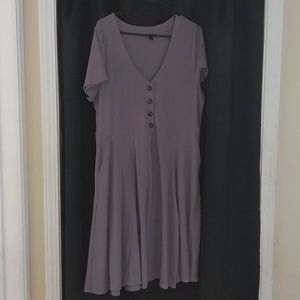TorridLavender Knit Dress